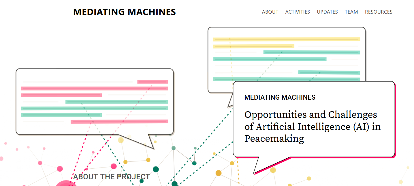 Mediating Machines